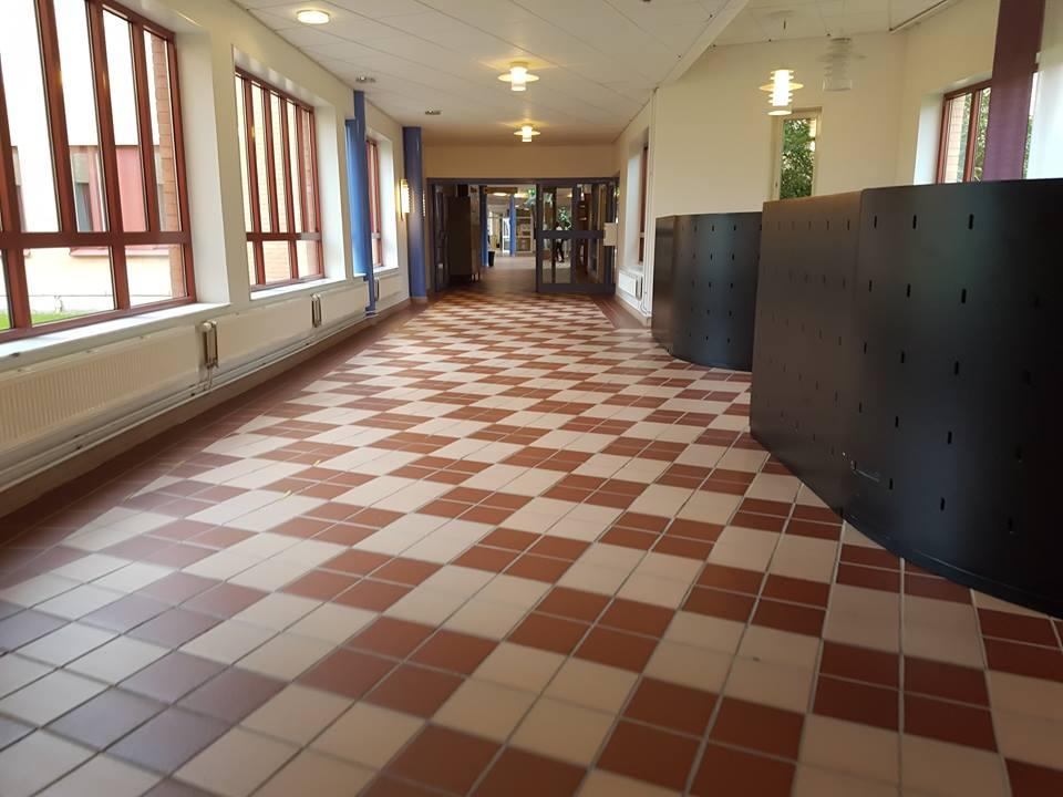 universitets korridor