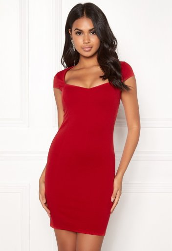 bubbleroom-cleo-dress-red