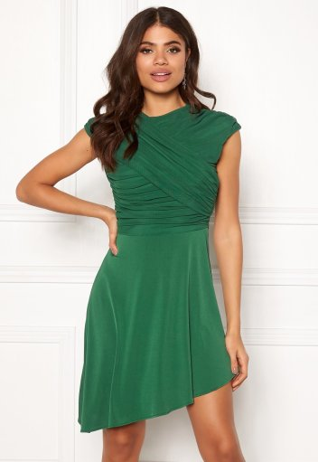 only-true-sl-drappy-dress-verdant-green