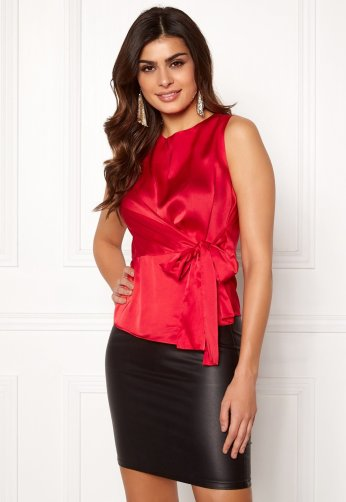 vero-moda-lush-sl-top-chinese-red